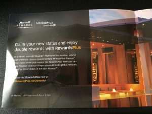 United Airlines MileagePlus and Marriott Rewards Double Status (Page 2)